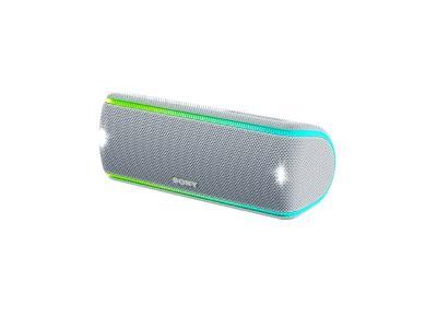 Sony Xb31 Extra Bass Portable Bluetooth Speaker in White - SRSXB31/W