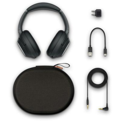 Sony Wireless Noise Cancelling Headphones - WH1000XM3/B