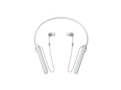 SONY WI-C400 WIRELESS IN-EAR HEADPHONES - WIC400/W