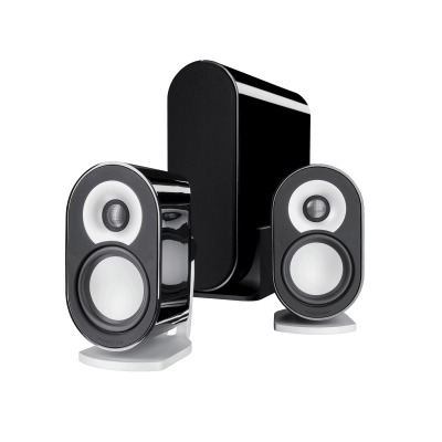 Paradigm Compact Theater with Powered Subwoofer - MILLENIACT